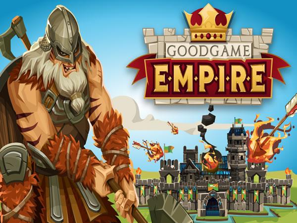 Goodgame Empire přes celou obrazovku